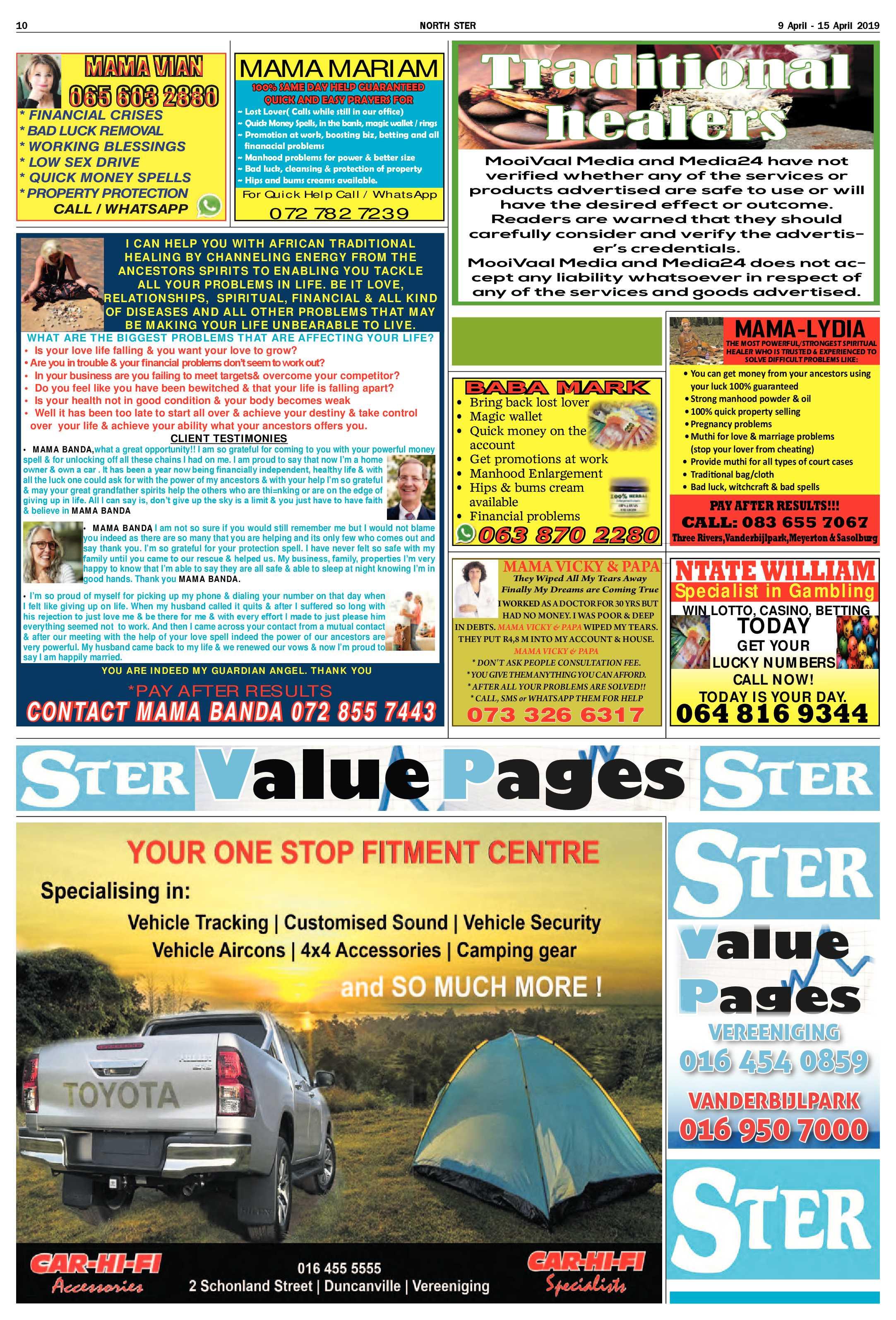 Ster North 9 - 15 April 2019 - vaalweekblad
